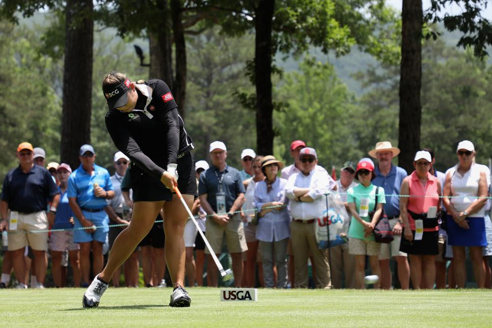 ariya jutanugarn U.S. Women's Open - Final Round