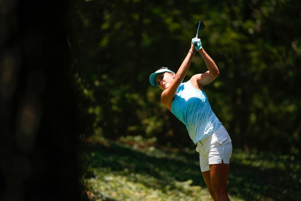 lexi thompson 2018 U.S. Women's Open