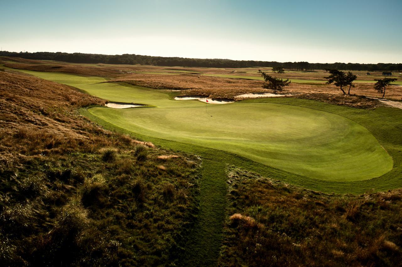 Shinnecock Hills Golf Club: Course Tour | Courses | Golf ...
