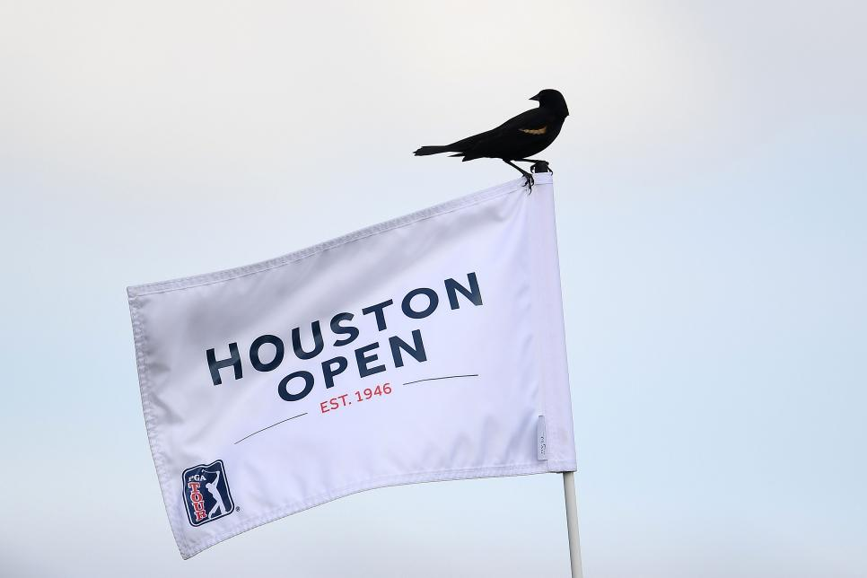 Houston Open - Final Round