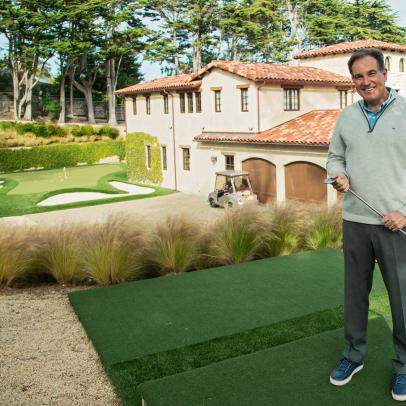 Now's your chance to play Jim Nantz's back-yard par 3, one of the best items in Titleist's auctions for COVID-19