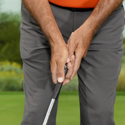 A Secret To Great Putting
