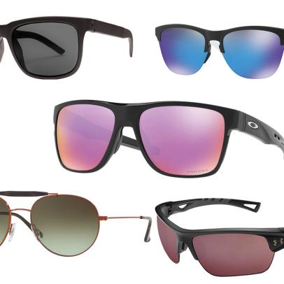 5 great pairs of sunglasses for golf that will look sharp on any face