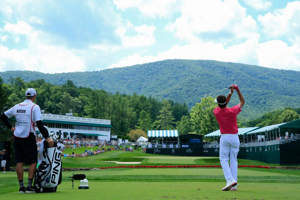 Open Series Qualifying - The Greenbrier Classic