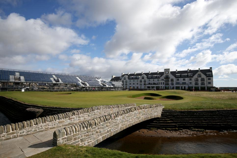 The Open Media Day - Carnoustie Golf Club