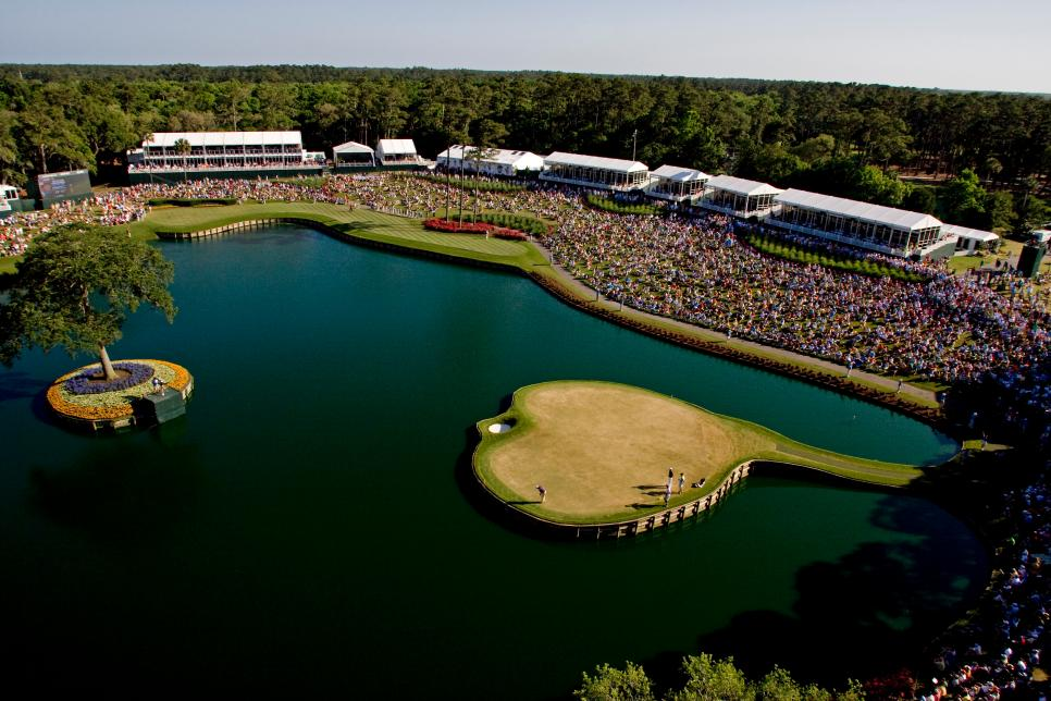 PGA TOUR - THE PLAYERS Championship - Final Round