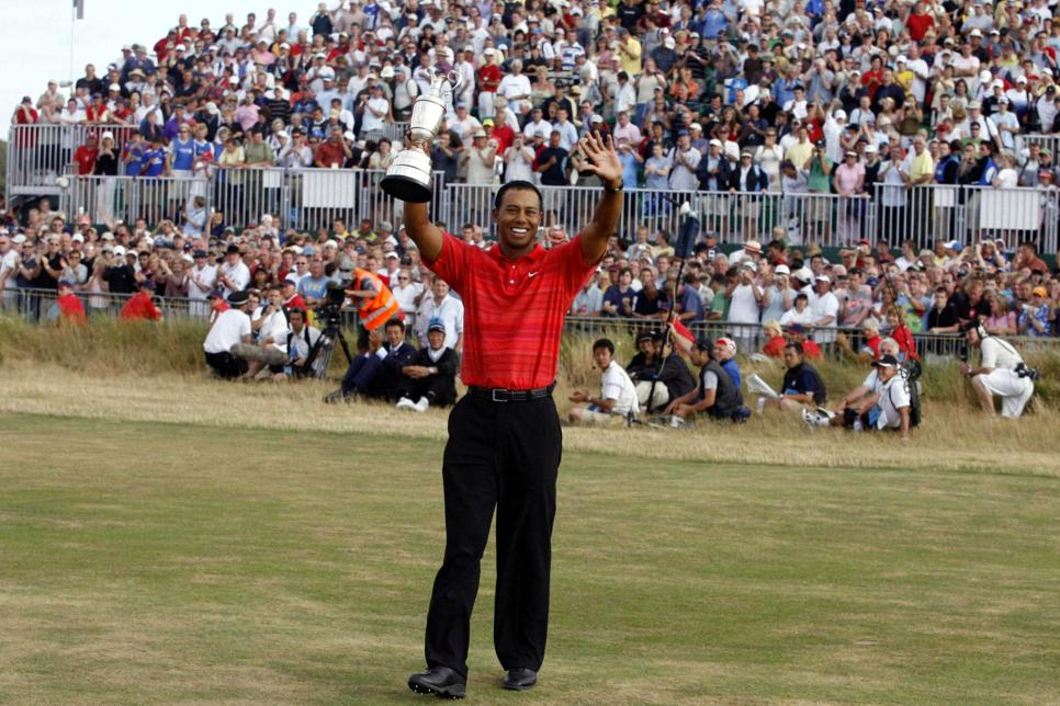 Golf - The 135th Open Championship 2006 - Day Four - Royal Liverpool - Hoylake