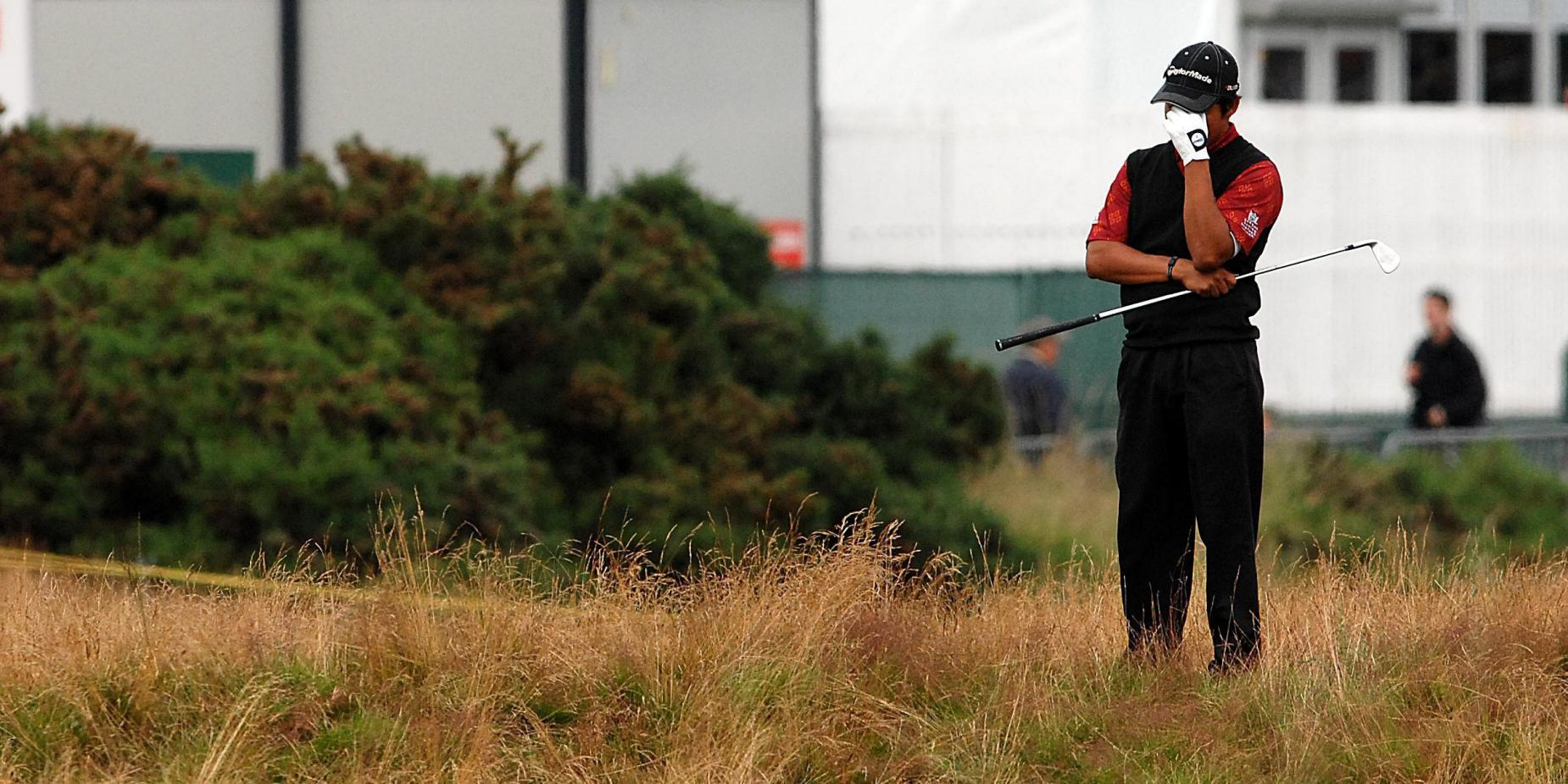 Golf - The 136th Open Championship 2007 - Day Four - Carnoustie