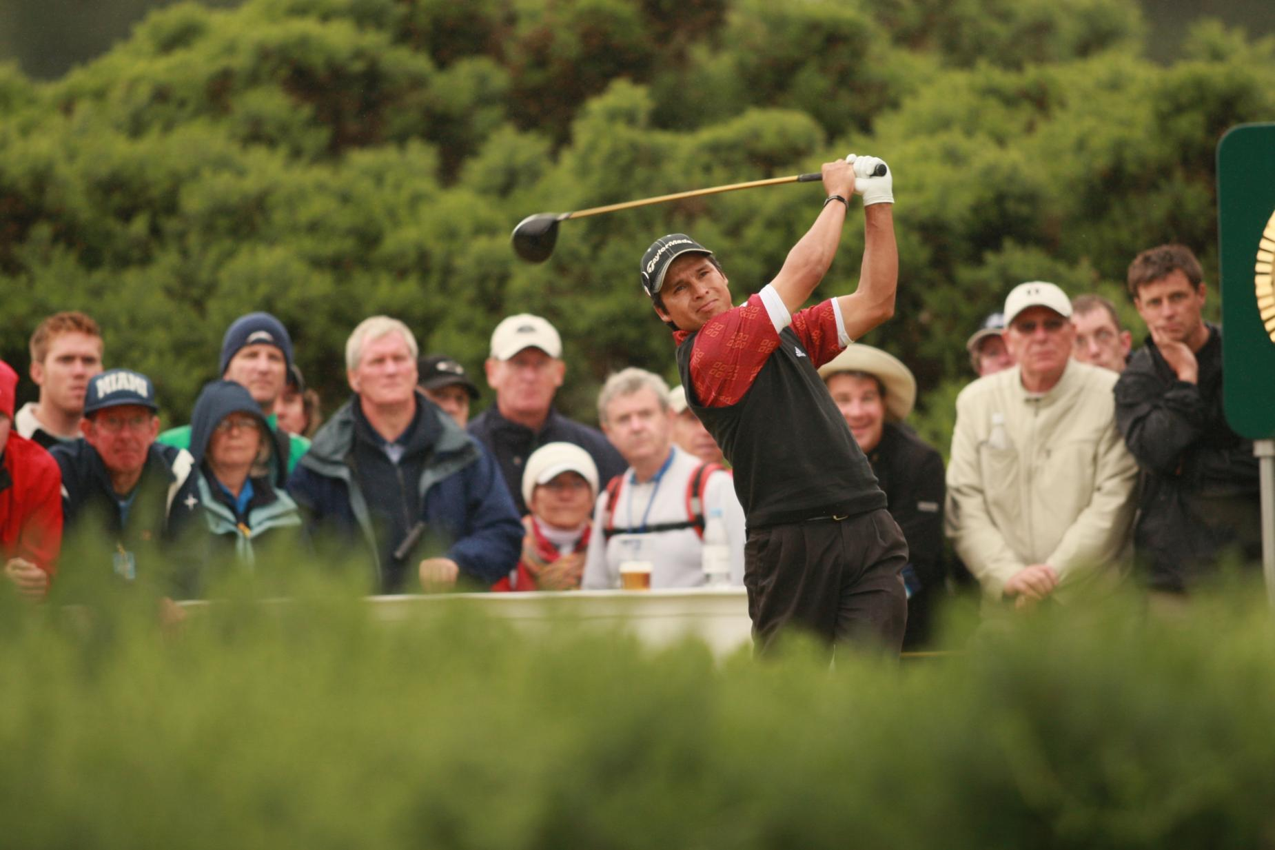 136th Open Championship - Round Four