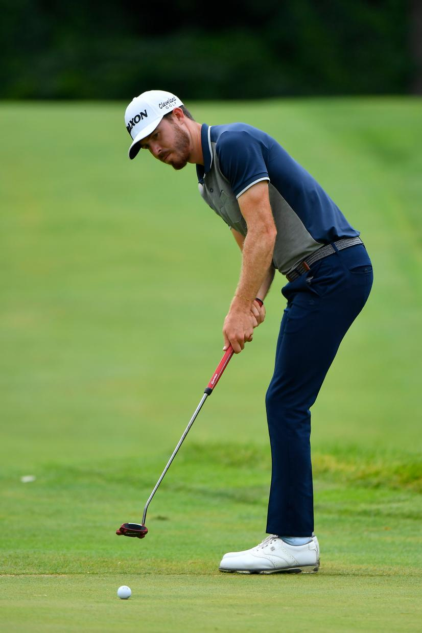GOLF: JUL 14 PGA - John Deere Classic