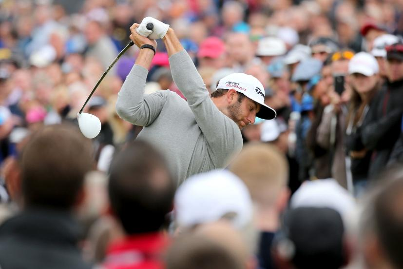 144th Open Championship - Day One