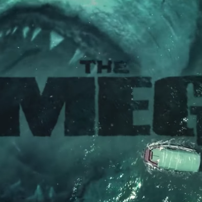 The best moments in the trailer for 'The Meg,' although frankly all of them are amazing
