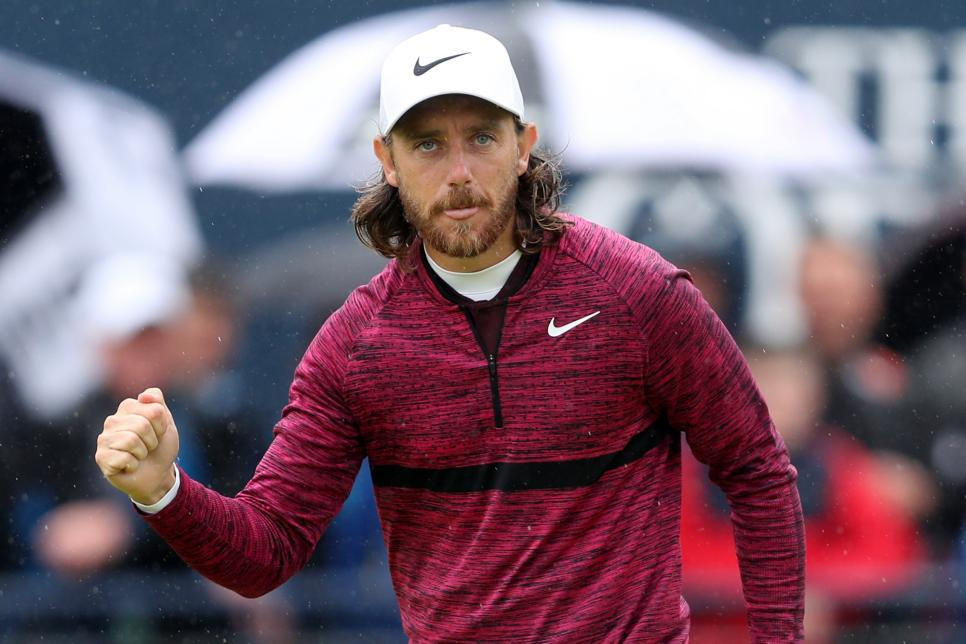 The Open Championship 2018 - Day Two - Carnoustie Golf Links