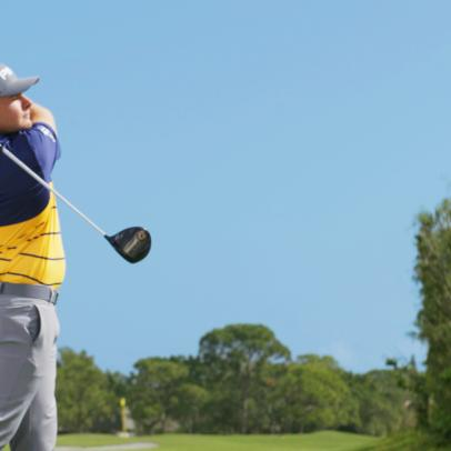 Swing Sequence: Tyrrell Hatton
