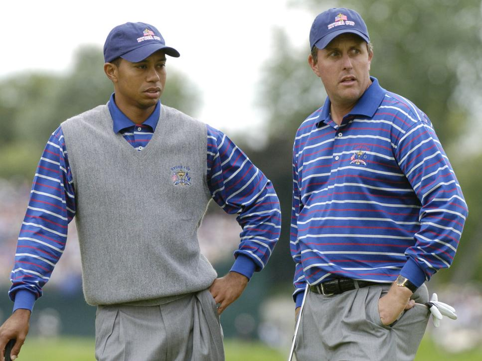 2004 Ryder Cup - Morning Four-ball Matches - September 17, 2004