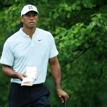 PGA Championship 2018: Tiger Woods' odds downgraded on eve of event, and a surprising most popular bet emerges