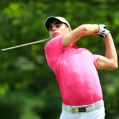 PGA Championship: A 19-year-old is already among the game's best. Meet Joaquin Niemann