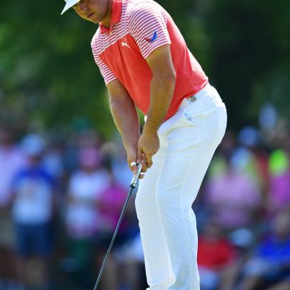 Better putting can come from small adjustments. Just ask Gary Woodland.