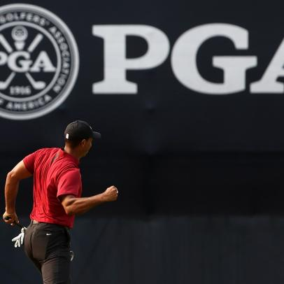 PGA Championship 2018: Tiger Woods didn't win the PGA. It just felt like he did