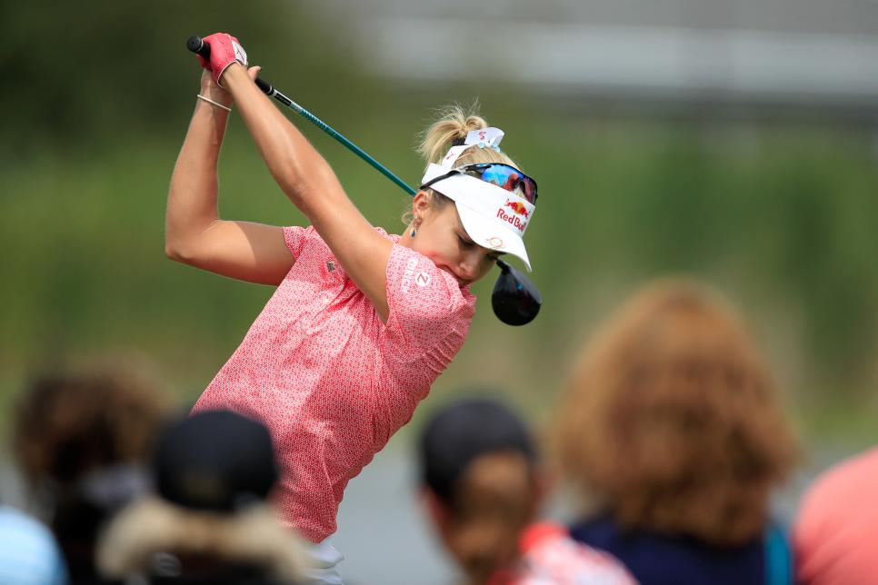 lexi thompson Indy Women In Tech Championship Driven by Group 1001 - Round Three