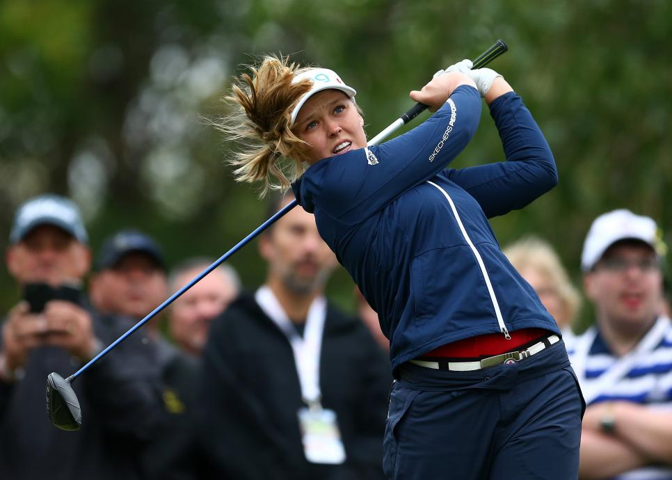 brooke henderson CP Womens Open - Final Round