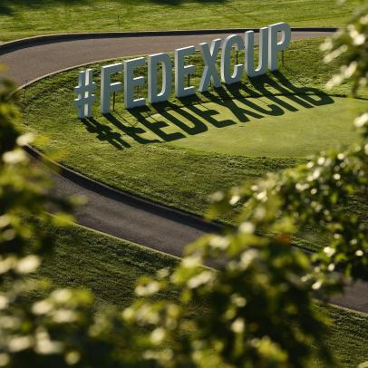 2020-21 PGA Tour FedEx Cup points list standings
