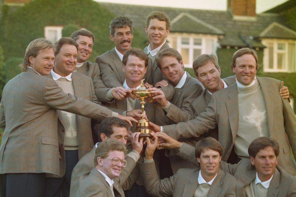 30th Ryder Cup 1993