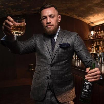 Conor McGregor launches most inevitable Irish whiskey brand ever