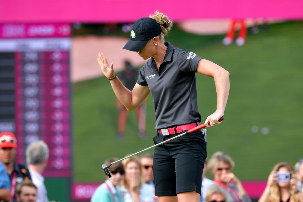 Evian Championship 2018 - Day Four