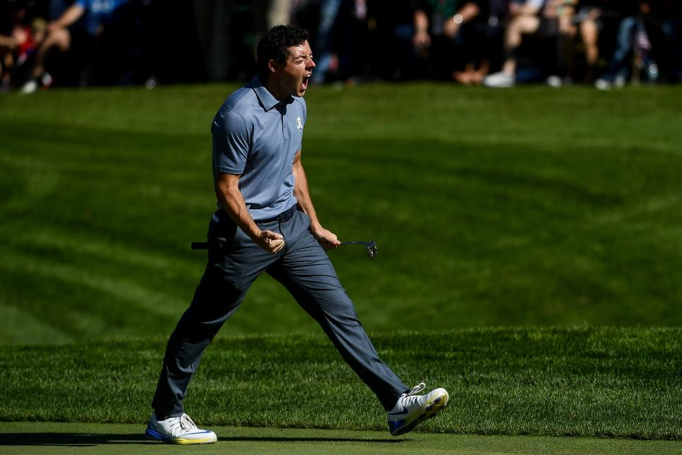 The 2016 Ryder Cup Matches - Day 3 - Singles Matches