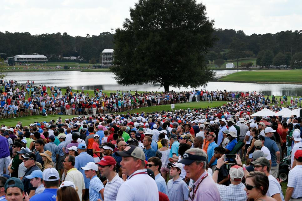 TOUR Championship - Round Three