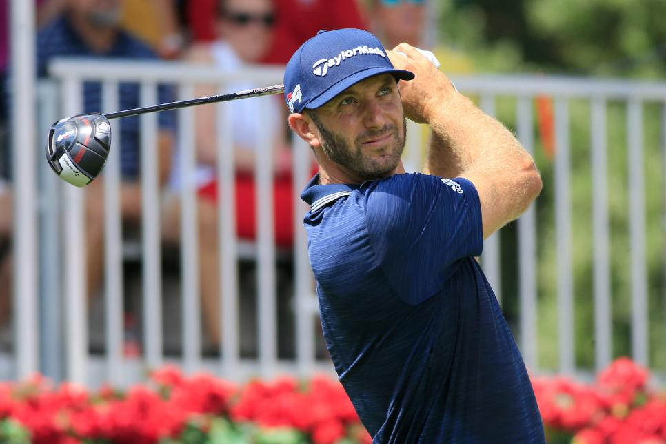 GOLF: SEP 23 PGA - TOUR Championship