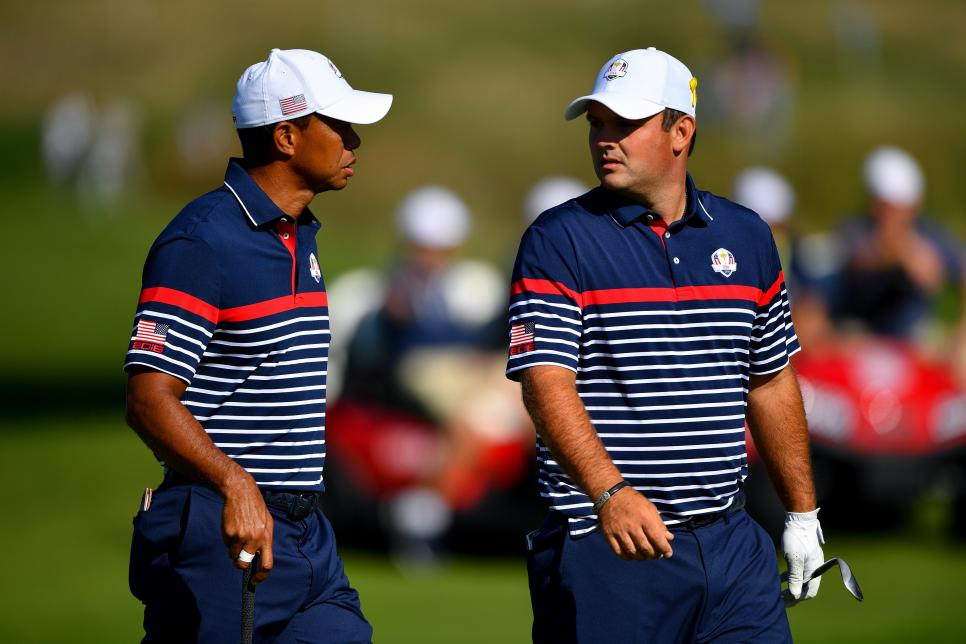 The 2018 Ryder Cup Matches - Previews Thursday