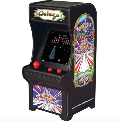 Walmart is selling $299 arcade games because we have a weird fetish for crappy graphics