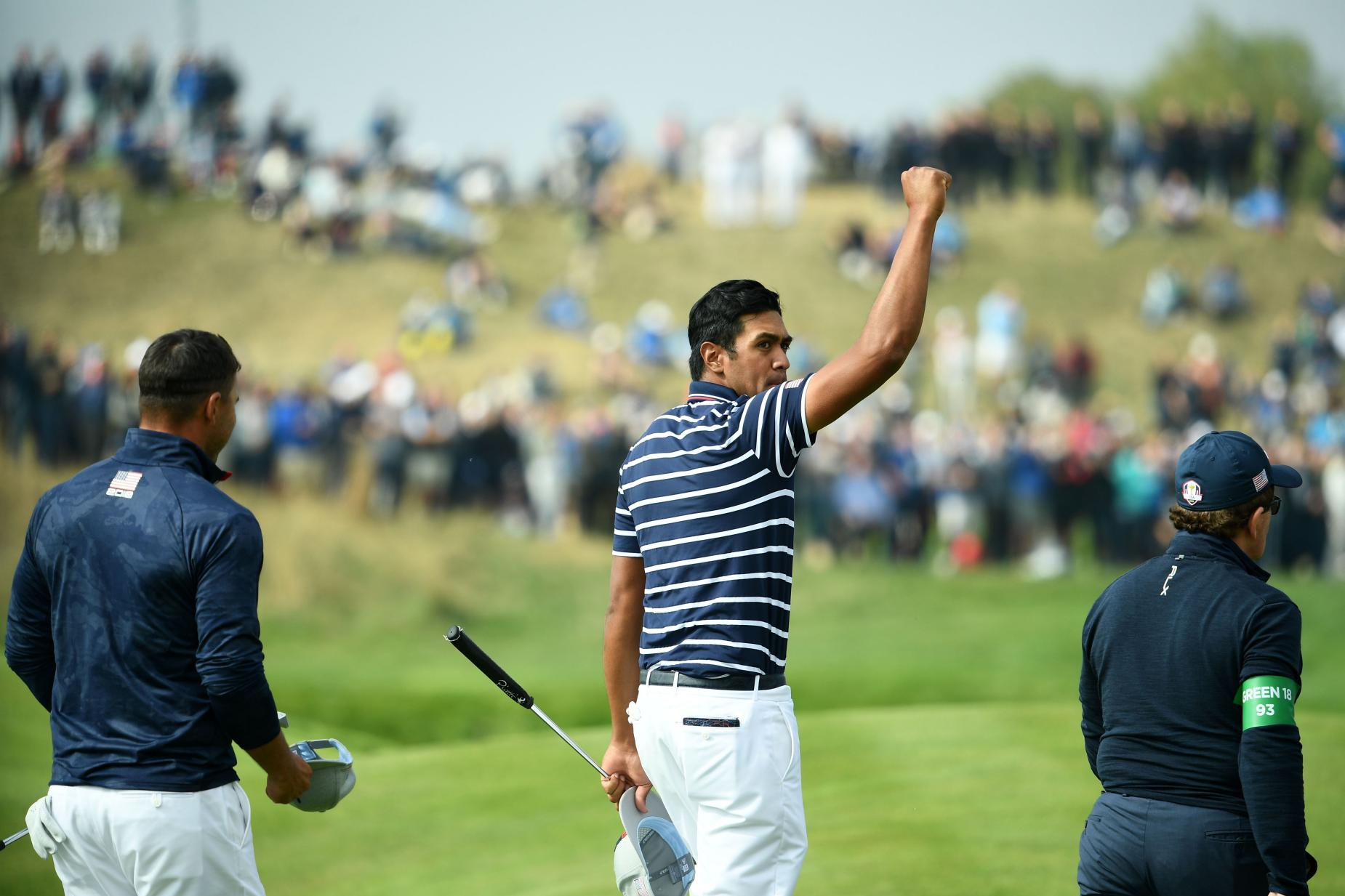 GOLF-FRA-RYDER-CUP-DAY ONE