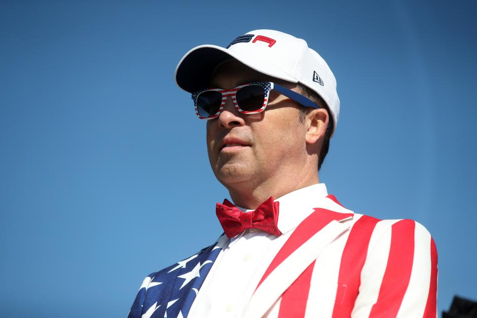 42nd Ryder Cup - Preview Day Two - Le Golf National