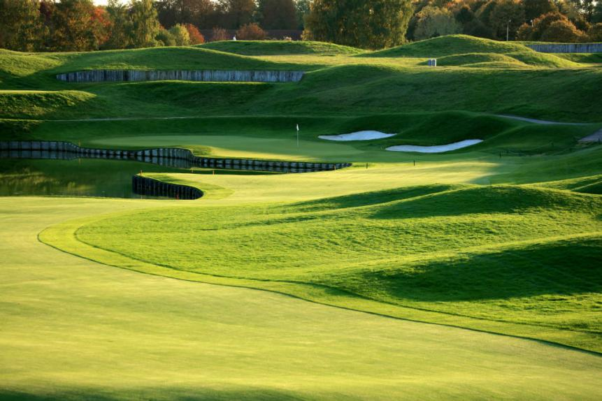 Golf National Albatross Course Ryder Cup 2018 Host Course