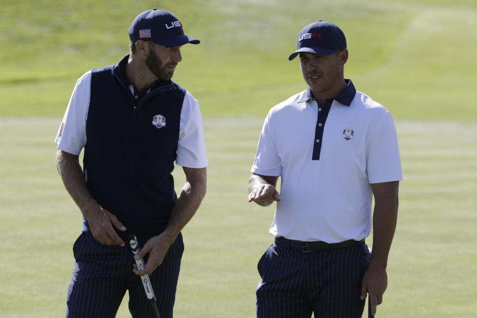 GOLF-FRA-RYDER-CUP-DAY TWO