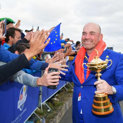 Q&A: Thomas Bjorn discusses what it was like to captain the Europeans to victory at the 2018 Ryder Cup