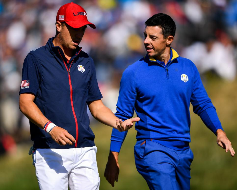 The 2018 Ryder Cup Matches - Singles Matches