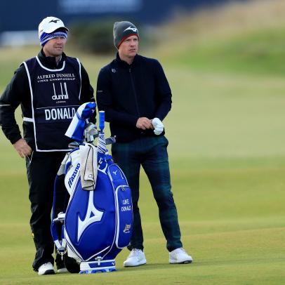 A healthy Luke Donald returns to golf with perspective and some motivation