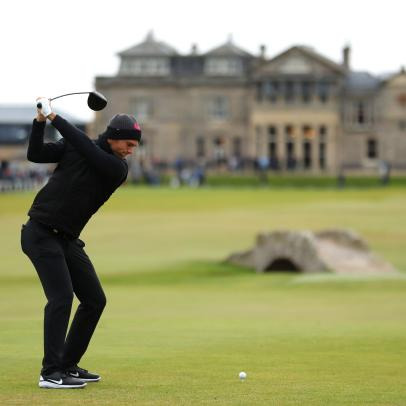 Lucas Bjerregaard takes Dunhill Links title as English Ryder Cuppers stumble late at St. Andrews