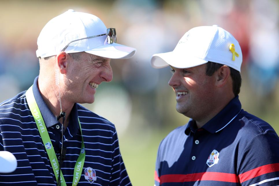 42nd Ryder Cup - Preview Day Four - Le Golf National