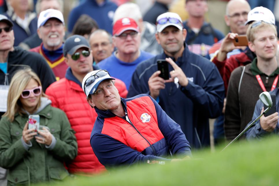 2016 Ryder Cup - Celebrity Matches