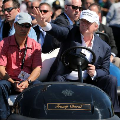 Trump National Doral to host a PGA Tour sanctioned event once again