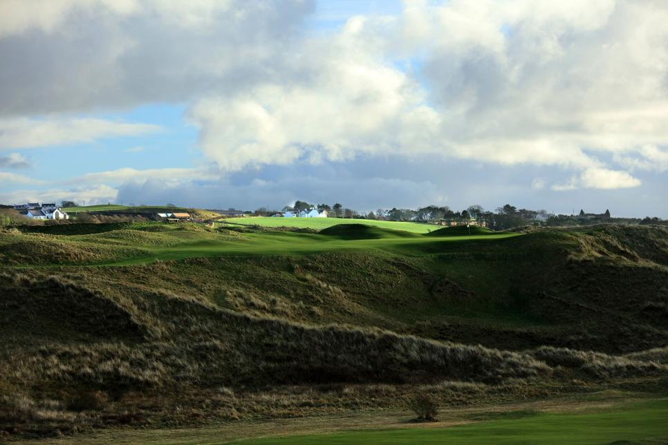 Royal Portush GC General Views