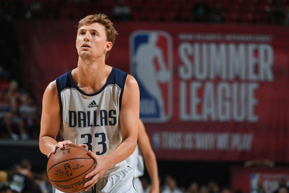 2017 Las Vegas Summer League - Phoenix Suns v Dallas Mavericks