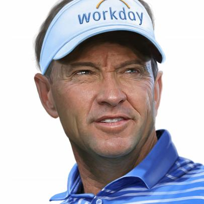 Davis Love III: Doing good work in small places
