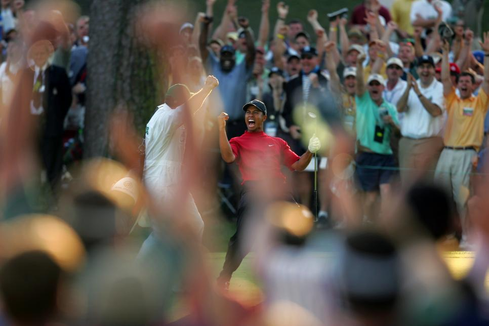 2005 Masters @ Augusta National.