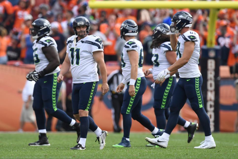 Denver Broncos vs. Seattle Seahawks, NFL Week 1